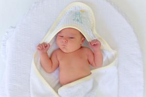 Baby Comfort Hooded Towel