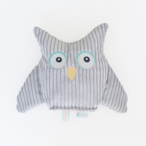 Baby Comfort Soft Soother Grey