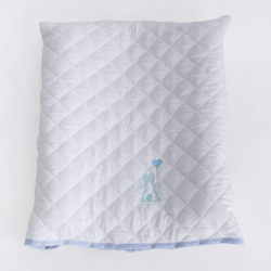 Baby Comfort Bamboo Changing Blue